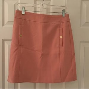 NWT LOFT Light Pink Skirt